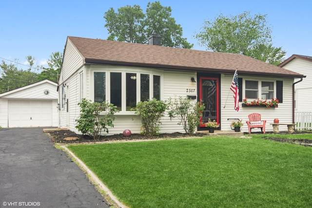2507 Meadow Drive, Rolling Meadows, IL 60008 (MLS #11165155) :: O'Neil Property Group