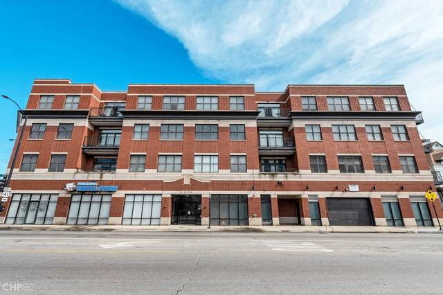 2472 W Foster Avenue #308, Chicago, IL 60625 (MLS #11165165) :: O'Neil Property Group
