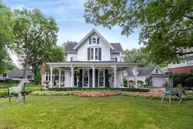 201 Scottswood Road, Riverside, IL 60546 (MLS #11165245) :: O'Neil Property Group