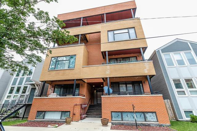 1920 N Springfield Avenue 4N, Chicago, IL 60647 (MLS #11165257) :: O'Neil Property Group