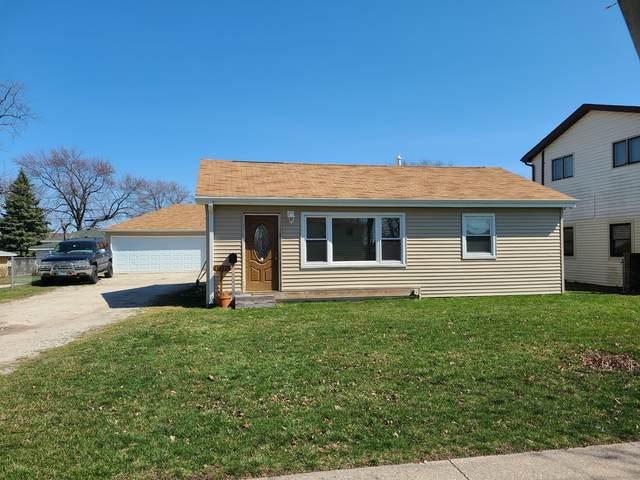 11019 Major Avenue, Chicago Ridge, IL 60415 (MLS #11165273) :: Suburban Life Realty