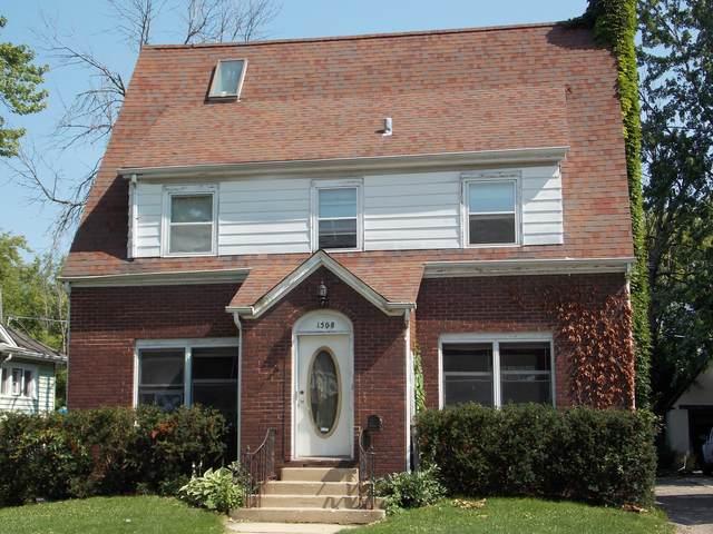 1508 W Monroe Street, Waukegan, IL 60085 (MLS #11165281) :: Littlefield Group