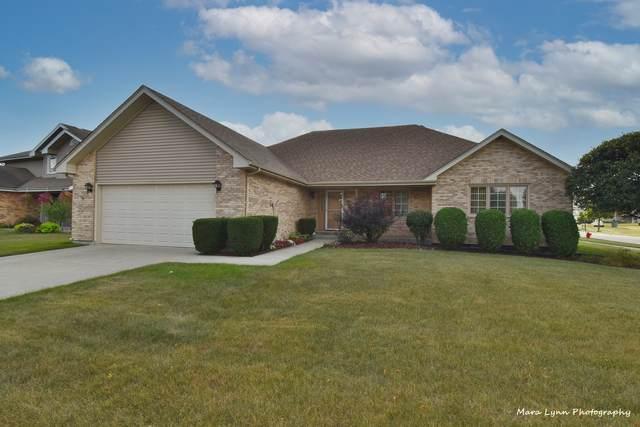 376 Heritage Parkway, Romeoville, IL 60446 (MLS #11165302) :: Suburban Life Realty