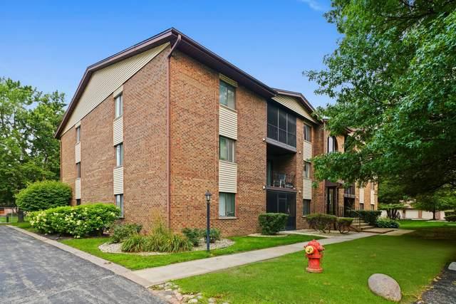 13430 W Circle Drive #209, Crestwood, IL 60418 (MLS #11165372) :: O'Neil Property Group