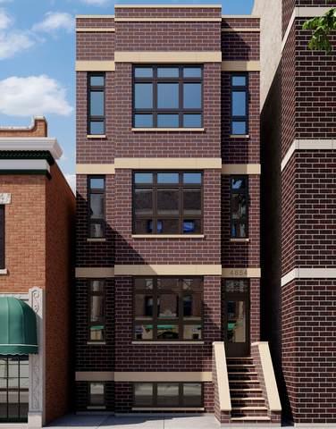 4854 N Damen Avenue #1, Chicago, IL 60625 (MLS #11165407) :: O'Neil Property Group