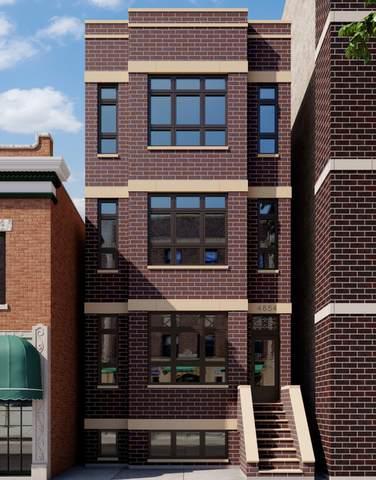 4854 N Damen Avenue #2, Chicago, IL 60625 (MLS #11165411) :: O'Neil Property Group