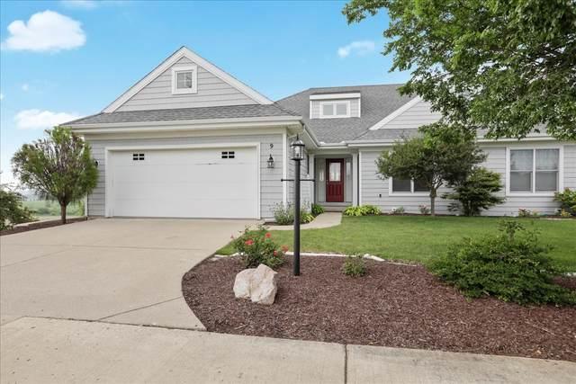3407 Mill Creek Court #9, Champaign, IL 61822 (MLS #11165417) :: Suburban Life Realty