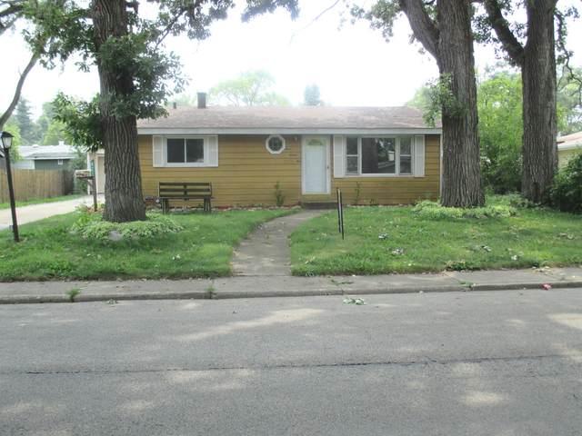 421 Blackhawk Avenue, Carpentersville, IL 60110 (MLS #11165424) :: Suburban Life Realty