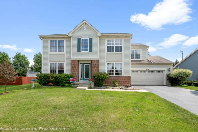 128 Reston Court, Sycamore, IL 60178 (MLS #11165434) :: The Wexler Group at Keller Williams Preferred Realty
