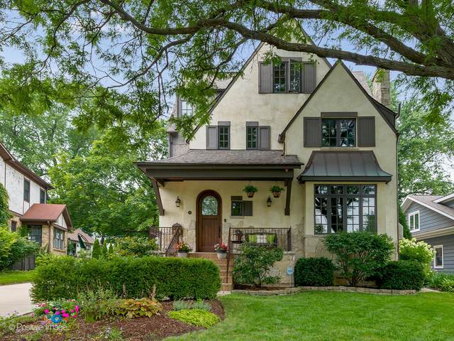 34 Waverly Avenue, Clarendon Hills, IL 60514 (MLS #11165440) :: Lewke Partners - Keller Williams Success Realty