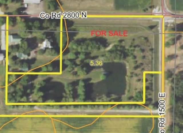 2780 Cr 1500 E, Rantoul, IL 61866 (MLS #11165465) :: Ryan Dallas Real Estate