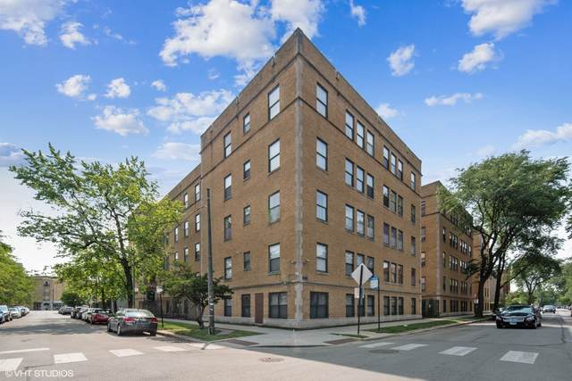 7205 S Yates Boulevard 4A, Chicago, IL 60649 (MLS #11165521) :: Littlefield Group