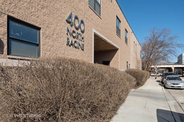 400 N Racine Avenue #221, Chicago, IL 60622 (MLS #11165553) :: Lux Home Chicago