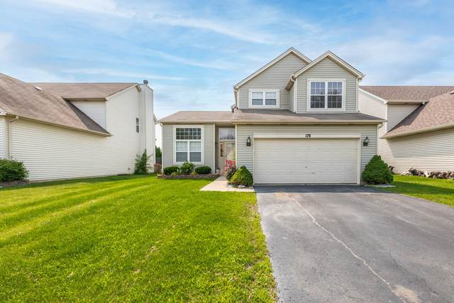 178 Wedgeport Circle, Romeoville, IL 60446 (MLS #11165557) :: O'Neil Property Group