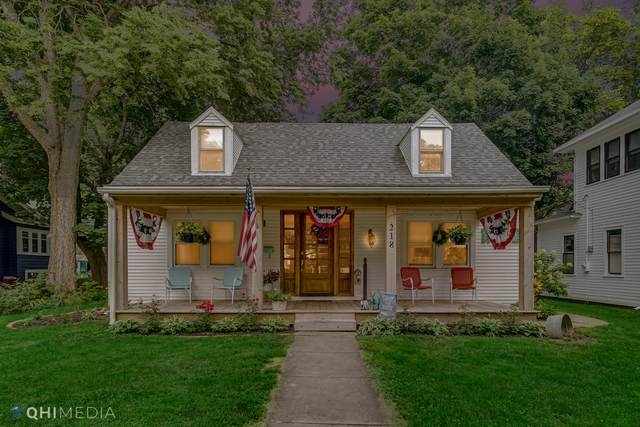 218 N Elm Street, Momence, IL 60954 (MLS #11165565) :: Carolyn and Hillary Homes