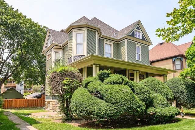 233 S Euclid Avenue, Oak Park, IL 60302 (MLS #11165599) :: Carolyn and Hillary Homes