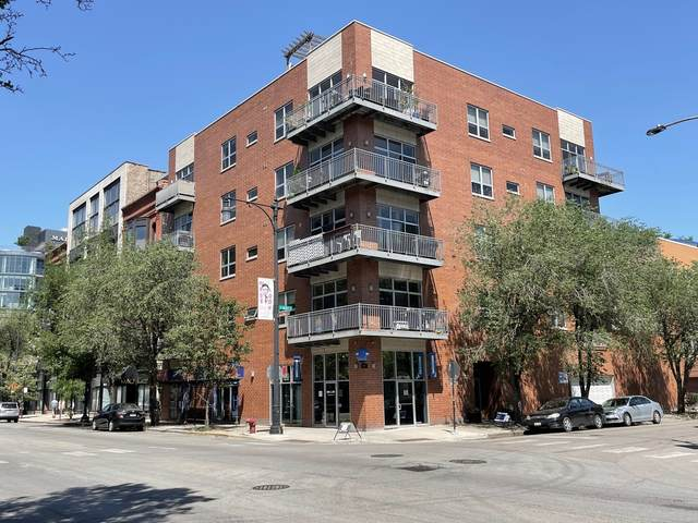 6 N May Street #402, Chicago, IL 60607 (MLS #11165602) :: Littlefield Group