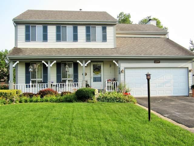 250 Hackberry Drive, Streamwood, IL 60107 (MLS #11165627) :: O'Neil Property Group