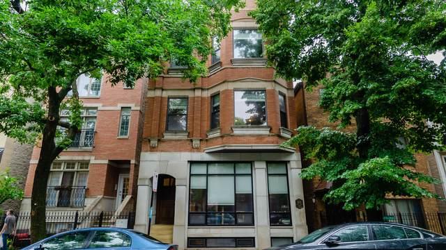 1070 W Polk Street 2F, Chicago, IL 60607 (MLS #11165636) :: Littlefield Group