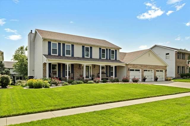 2805 Blarney Stone Lane, Bloomington, IL 61704 (MLS #11165661) :: O'Neil Property Group