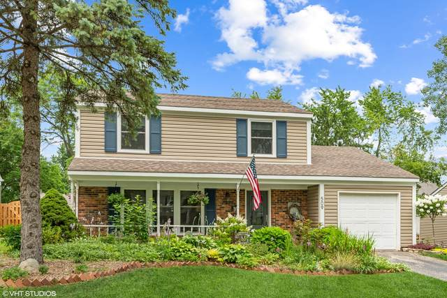 509 Livingston Drive, New Lenox, IL 60451 (MLS #11165675) :: The Wexler Group at Keller Williams Preferred Realty