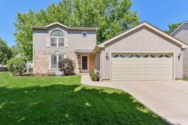 33 Fallstone Drive, Streamwood, IL 60107 (MLS #11165695) :: O'Neil Property Group