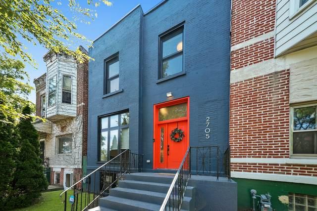 2705 W Warren Boulevard, Chicago, IL 60612 (MLS #11165715) :: O'Neil Property Group