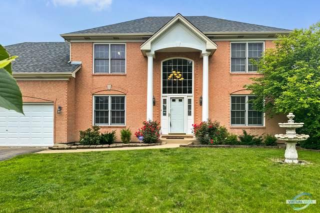 24342 Golden Eagle Drive, Plainfield, IL 60544 (MLS #11165718) :: O'Neil Property Group