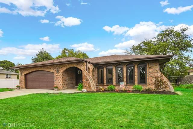 15211 Sunset Ridge Drive, Orland Park, IL 60462 (MLS #11165754) :: John Lyons Real Estate