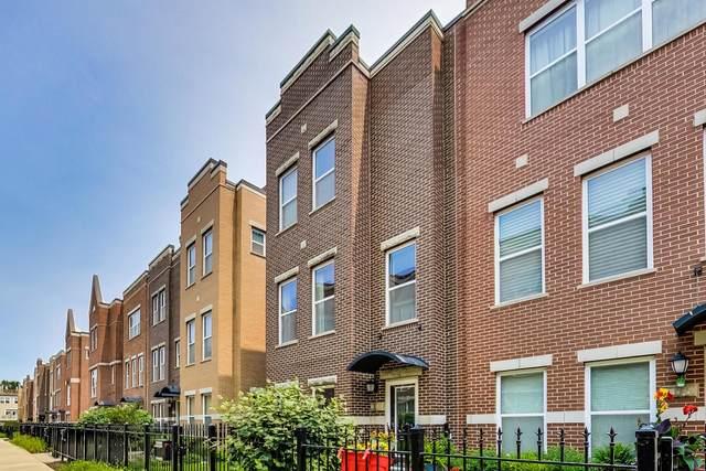 955 W 37th Street #5, Chicago, IL 60609 (MLS #11165774) :: Lewke Partners - Keller Williams Success Realty