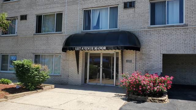 1227 S Harlem Avenue #415, Berwyn, IL 60402 (MLS #11165854) :: Lewke Partners - Keller Williams Success Realty
