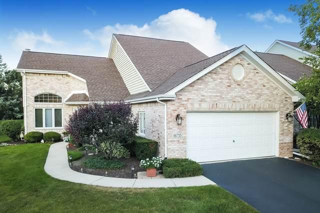 16735 Cardinal Drive, Orland Park, IL 60467 (MLS #11165928) :: Suburban Life Realty