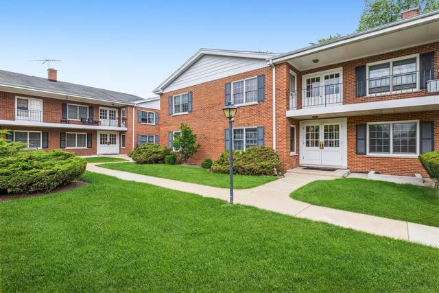 2820 Dundee Road 9B, Northbrook, IL 60062 (MLS #11165963) :: O'Neil Property Group