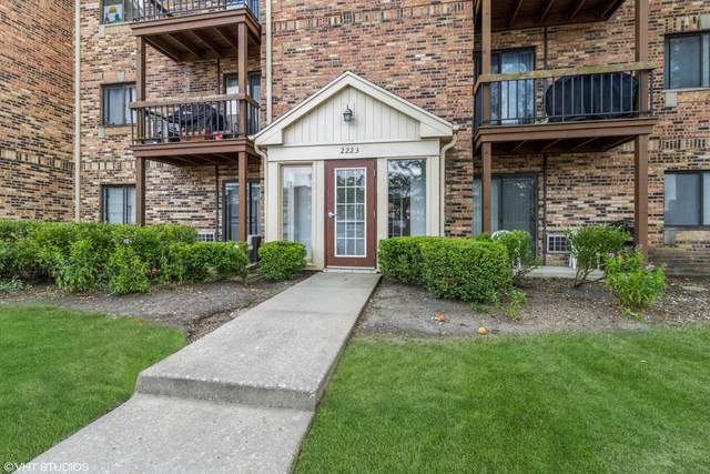 2223 Nichols Road 34E, Arlington Heights, IL 60004 (MLS #11165972) :: O'Neil Property Group