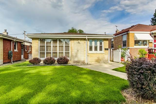 1818 N 20th Avenue, Melrose Park, IL 60160 (MLS #11166031) :: O'Neil Property Group