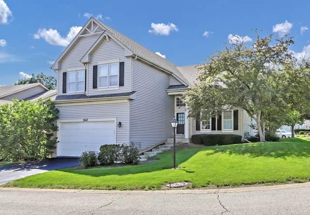 1547 Della Drive, Hoffman Estates, IL 60194 (MLS #11166058) :: Suburban Life Realty