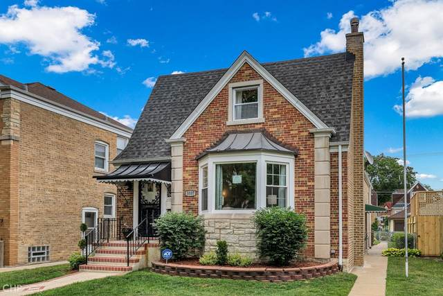 3337 N Newcastle Avenue, Chicago, IL 60634 (MLS #11166076) :: O'Neil Property Group