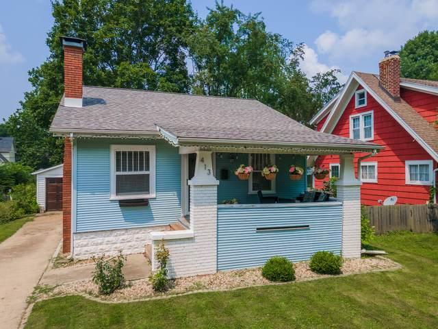 413 Kreitzer Avenue, Bloomington, IL 61701 (MLS #11166098) :: O'Neil Property Group