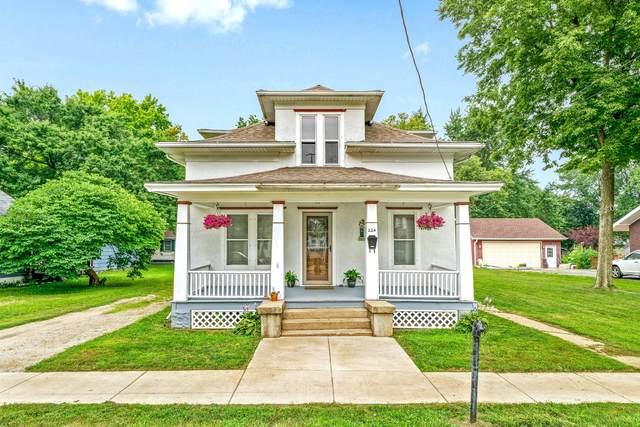 224 W Lee Street, Plano, IL 60545 (MLS #11166141) :: Suburban Life Realty
