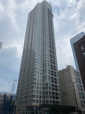345 N La Salle Drive #2208, Chicago, IL 60654 (MLS #11166173) :: Lux Home Chicago
