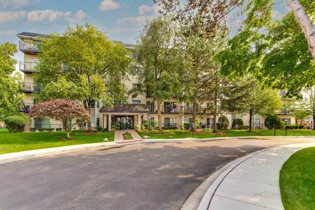 8630 Waukegan Road #513, Morton Grove, IL 60053 (MLS #11166231) :: Carolyn and Hillary Homes