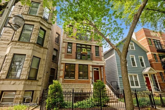 3220 N Seminary Avenue #1, Chicago, IL 60657 (MLS #11166247) :: Carolyn and Hillary Homes