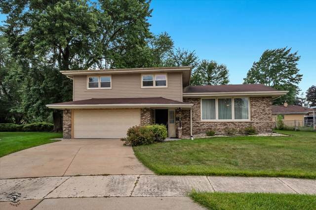 16436 Maryland Avenue, South Holland, IL 60473 (MLS #11166257) :: O'Neil Property Group