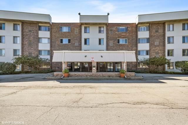 841 N York Street #201, Elmhurst, IL 60126 (MLS #11166279) :: Angela Walker Homes Real Estate Group