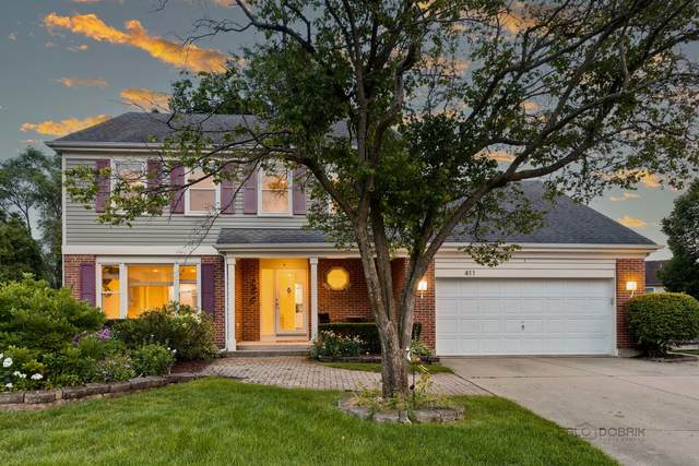 411 English Oak Terrace, Buffalo Grove, IL 60089 (MLS #11166284) :: O'Neil Property Group