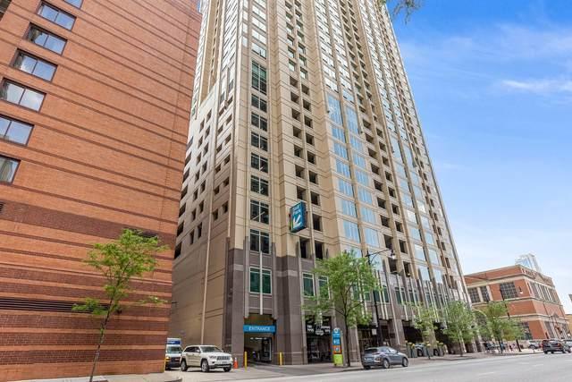 33 W Ontario Street 53G, Chicago, IL 60654 (MLS #11166316) :: Lux Home Chicago