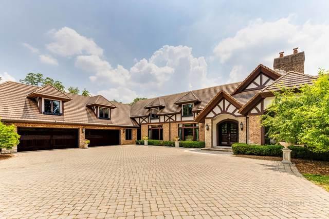 707 Deer Trail Lane, Oak Brook, IL 60523 (MLS #11166319) :: Angela Walker Homes Real Estate Group