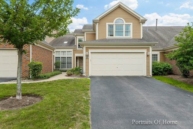293 Stonefield Court #293, Schaumburg, IL 60173 (MLS #11166346) :: O'Neil Property Group