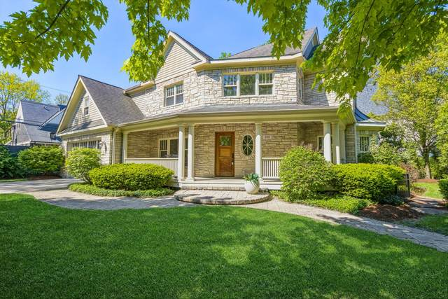 360 N Oak Street, Hinsdale, IL 60521 (MLS #11166360) :: The Wexler Group at Keller Williams Preferred Realty