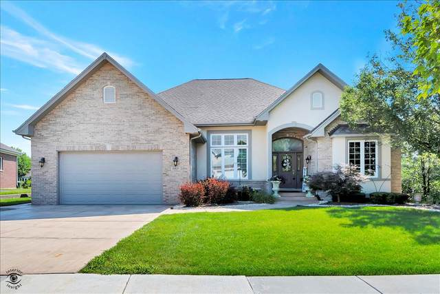 16831 Green Knoll Avenue, Orland Park, IL 60467 (MLS #11166374) :: Carolyn and Hillary Homes